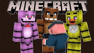 - Five Nights at Freddy s in Minecraft Corto