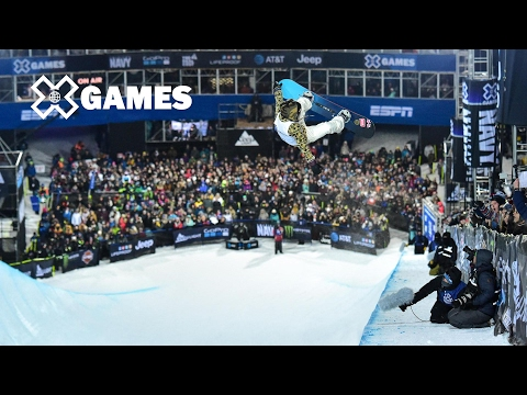 Top Moments from X Games Aspen 2017