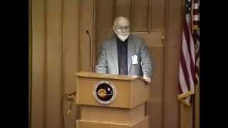 Dr. Donald E. Scott on Nobel Prize winner Hannes Alfven brilliant quote