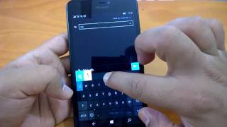 Windows 10 Mobile Keyboard Tips: Typing Faster, Richer & doing more