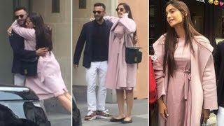 Sonam Kapoor and Anand Ahuja Lovely Honeymoon On London Screams of their Romance