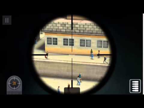 Sniper 3D Assassin Breaking News Walkthrough