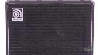 Ampeg Svt-810e Bass Guitar Amplifier Cabinet - Ampeg Svt 810e