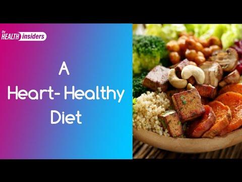 A heart-healthy diet