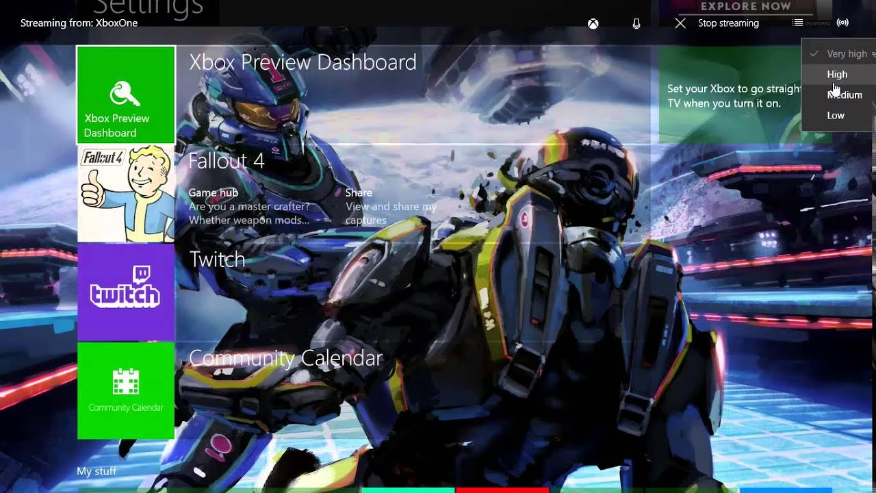 How to Adjust Streaming Quality Settings on the Xbox App