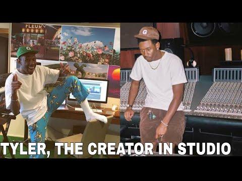 Tyler, The Creator In Studio