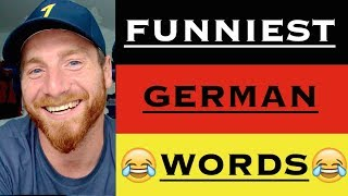 FUNNIEST GERMAN WORDS!