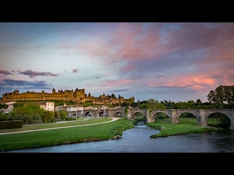 Amazing Travel Photography from Carcassonne in France