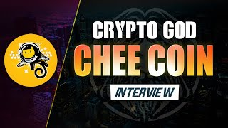 CHEECOIN INTERVIEW(CRYPTO GOD POCAST)