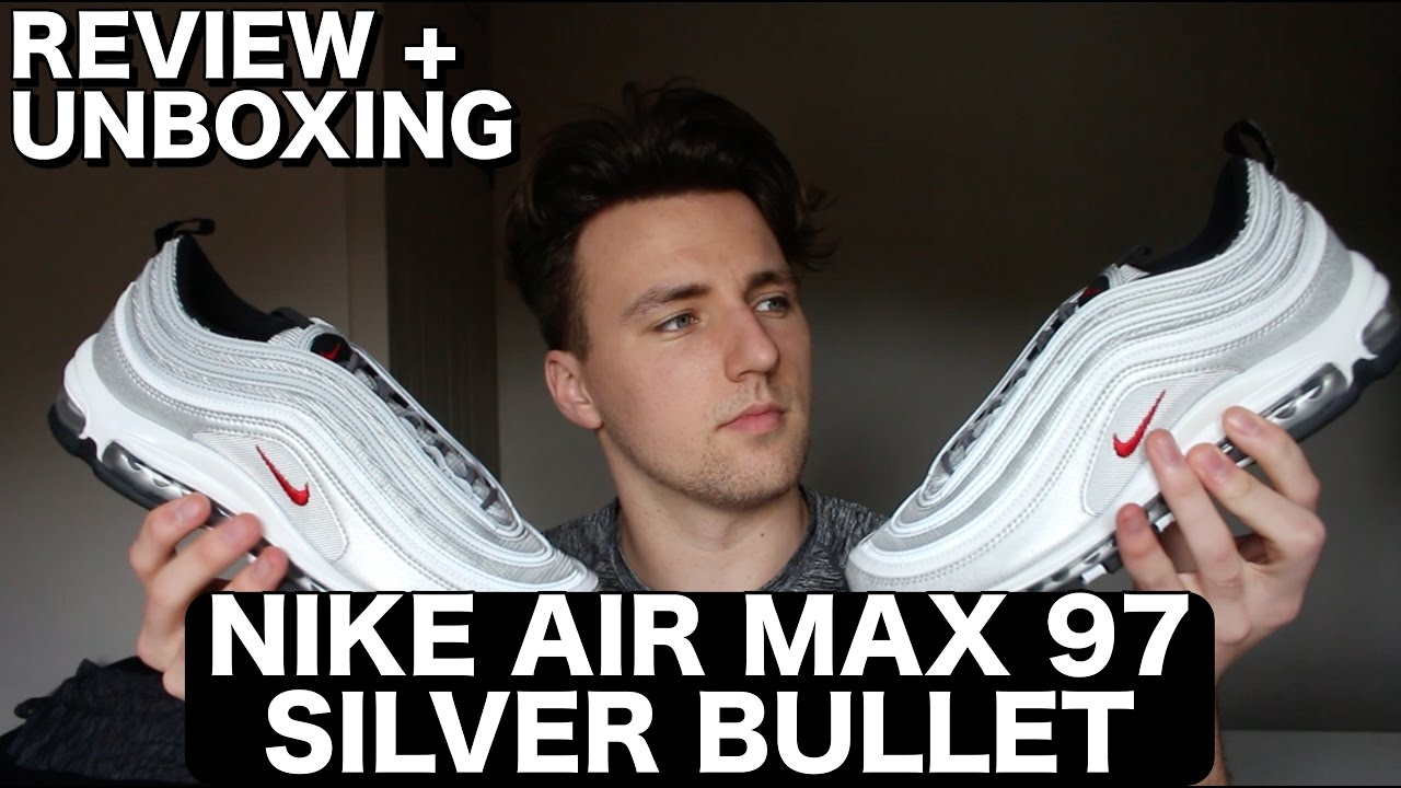 Nike Air Max Review 97 'Balas De Plata' Review Max Unboxing Reponer En f6f3d2