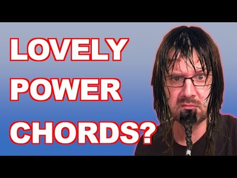Power Chords For Non-Metal Players