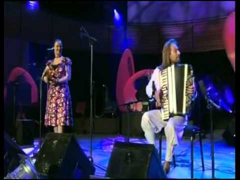 Chango Spasiuk ganador del premio internacional Awards for World Music BBC 2005