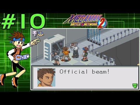 Mega Man Battle Network 2 - Part 10: Official Beam!