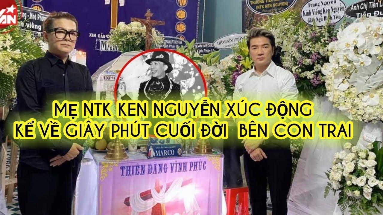 Mẹ NTK Ken Nguyễn xúc động kể lại những ngày cuối đời của con- Tin tức 368