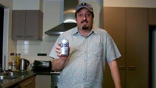 Cass Fresh 4.5% ABV - SwillinGrog Beer Review