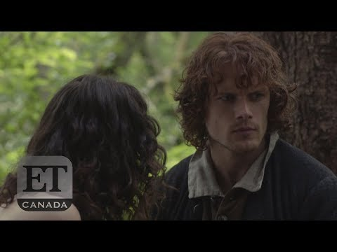 Top 10 Jamie And Claire Moments | OUTLANDER