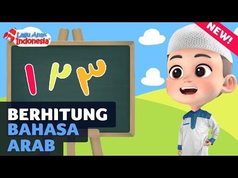 Lagu Anak Islami - Berhitung Bahasa Arab - Lagu Anak Indonesia