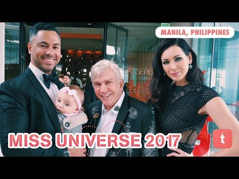 MISS UNIVERSE 2017 • MANILA — PHILIPPINES TRIP : FAMILY TRAVELBOOK ♥ Recommendations & Travel Tips