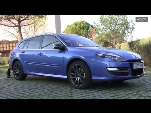 renault laguna grand tour youtube. Black Bedroom Furniture Sets. Home Design Ideas