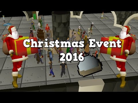 Christmas Event 2016 (OSRS Guide) - Oldschool RuneScape - YouTube