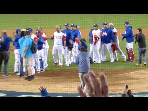 Walk Off Win for Puerto Rico - First Semi-Final Game - 2017 World Baseball Classic