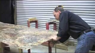 DIY Laminate Countertop and Bevel Edge Trim thumbnail
