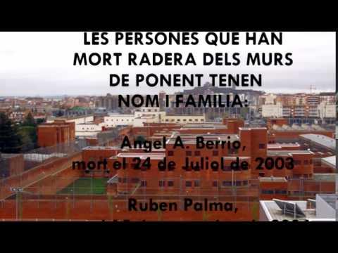 6 Desembre: 2na Marxa de torxes contra la presó de Ponent