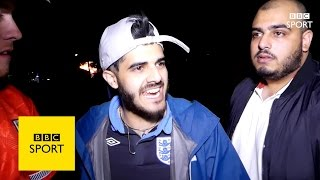Euro 2016: England fans react to shock defeat to Iceland - BBC Sport