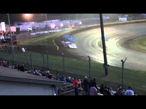 2014 Cedar Lake Speedway Masters Highlights