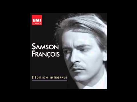 Alexander Scriabin- Piano Sonata no. 3 in F-sharp minor, op. 23 (Samson Francois, piano)