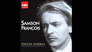 Alexander Scriabin- Piano Sonata no. 3 in F-sharp minor, op. 23 (Samson Francois, piano)