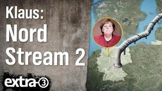 Die Sendung mit dem Klaus: Nord Stream 2