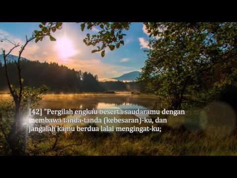 Bacaan surat Taha ayat 1-76