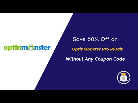 Save 60% with Optinmonster Pro Membership (Without any coupon code)