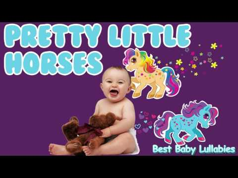 All The Pretty Little Horses Lullaby Lyrics Baby Songs Music Lullabies for Babies  To Go To Sleep  ♥