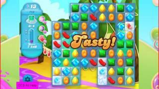 Candy Crush SODA SAGA Level 713 NO BOOSTERS
