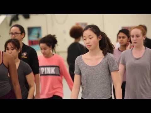 Artist in Residence - Dance Master Class