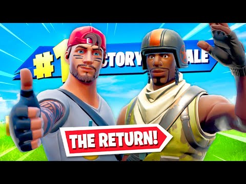 The OG Fortnite Duo Is BACK!