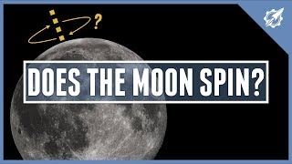 Does The Moon Spin? | Astronomic