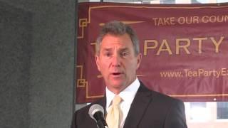 Dr. Greg Brannon, MD , Candidate for United States Senate. De-Fund Obama Care