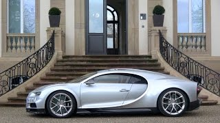 Speccing My Dream Bugatti Chiron