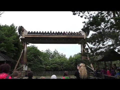 walibi attractions for adults belgium