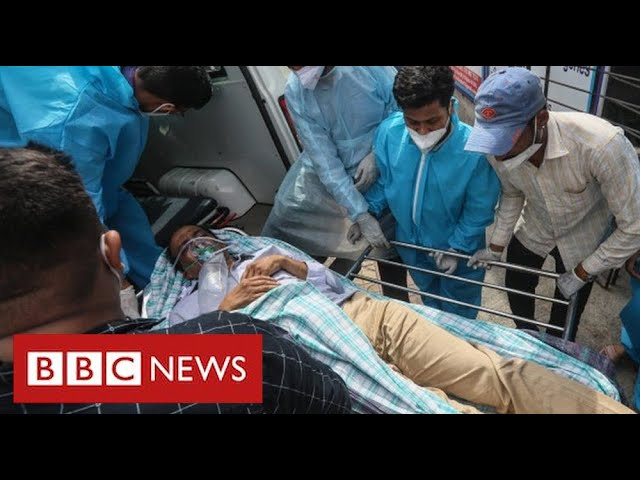 Dramatische Gesundheitskrise: Indien geht in neuer Corona-Welle der Sauerstoff aus