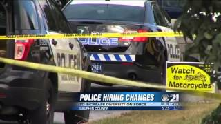 Swatara Township PD makes changes to hiring rules