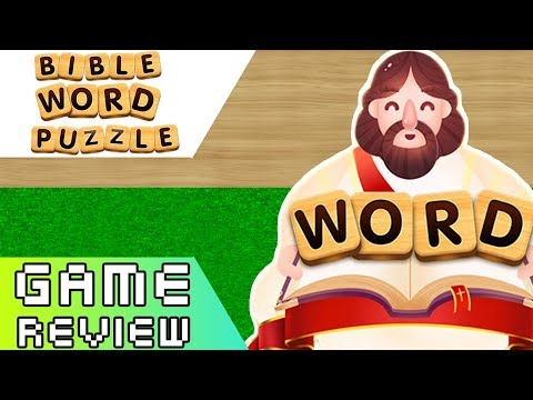 NEW Game 2018!! Bible Word Puzzle (Android, IOS) Review