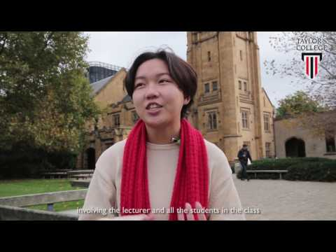 Top Taylors College Malaysia Students Enter Australia's Best Universities like Melbourne University