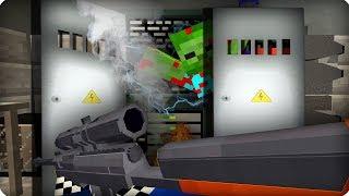 Кто вырубил связь? [ЧАСТЬ 46] Зомби апокалипсис в майнкрафт! - (Minecraft - Сериал)