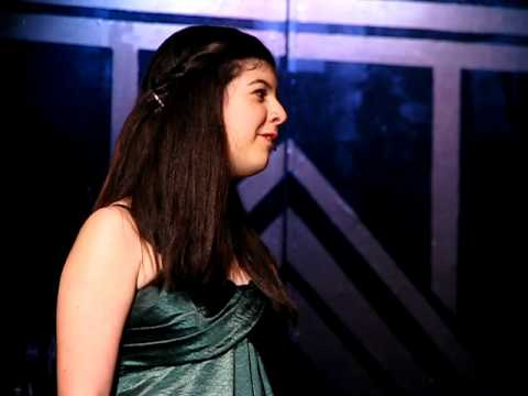 """""""For Good"""" (""""Wicked"""") from Tilden Middle School's """"A Musical Cabaret"""""""
