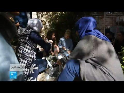الزراعة لمساعدة اللاجئين في الأردن  - 17:22-2018 / 1 / 11