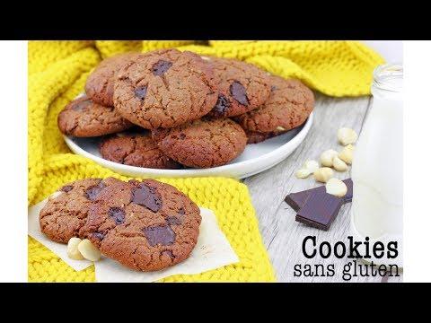 cookies-sans-gluten,-sans-farine,-sans-beurre-et-sans-lait---recette-healthy-facile-et-rapide